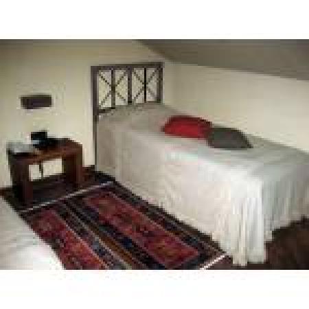 Tufenkian Avan Dzoraget Hotel : mein Bett