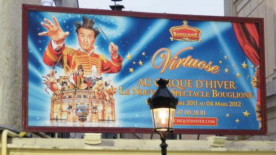 Cirque d'hiver Bouglione Photo