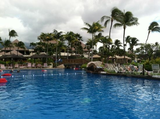 Sheraton Maui Resort & Spa: pool area