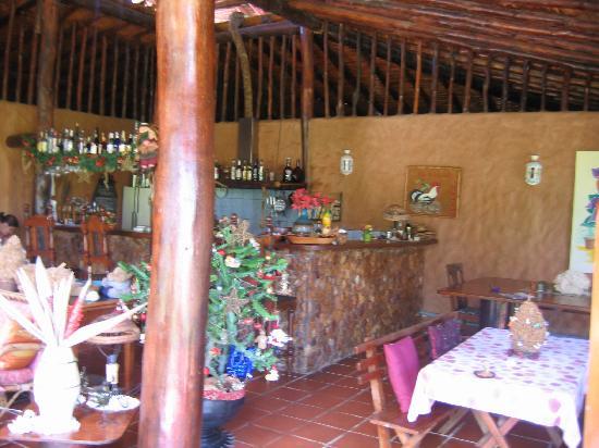 Finca Maribel : Salle et salle à manger