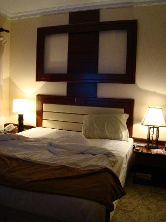 La Villa Palace Hotel: Very comfy!