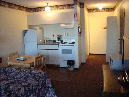 Houston Motor Inn : Kitchen Unit