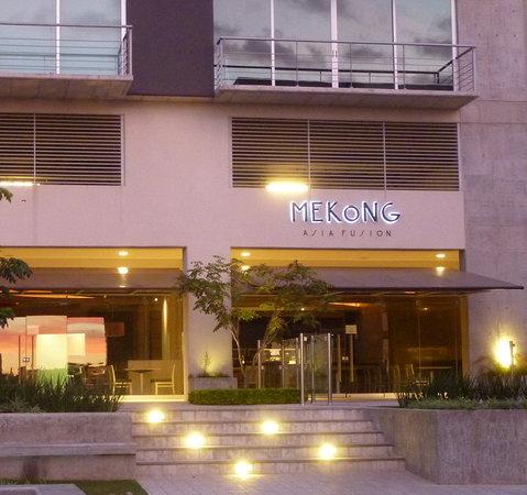 Mekong Asia Fusion: Entrance