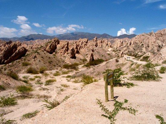 Angastaco, Аргентина: Quebrada de las Flechas 2