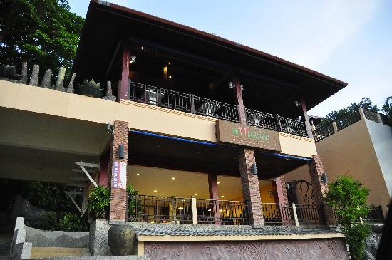 Patong Cottage Resort: the hotel