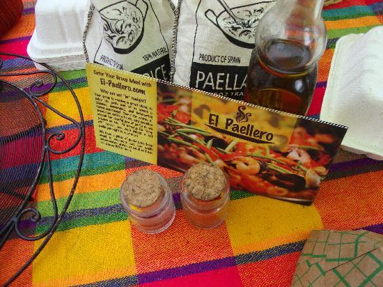 El Paellero: Have paella pan, will travel
