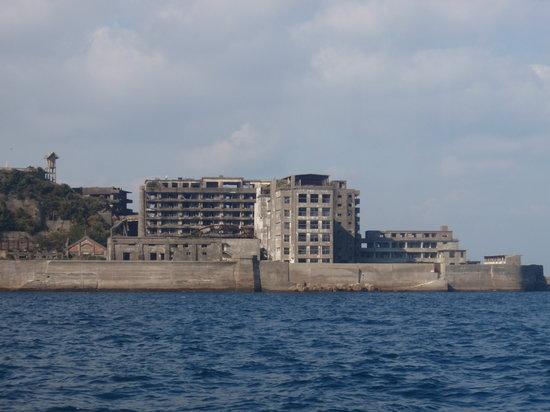 Ναγκασάκι, Ιαπωνία: 軍艦島