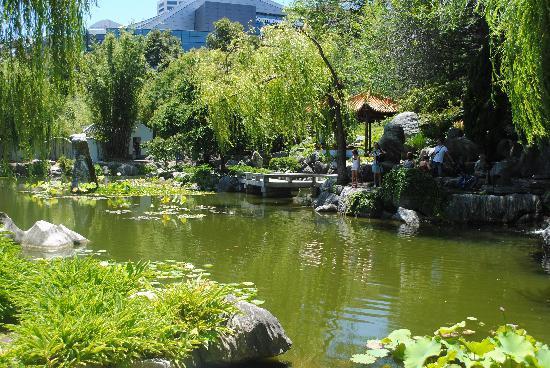 Chinese Garden of Friendship: Chinese Garden