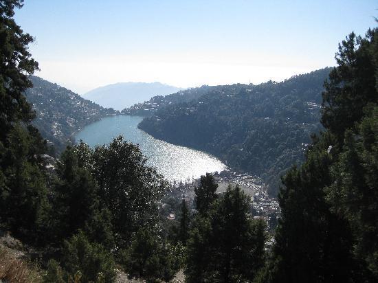 The Naini Retreat: The Lake
