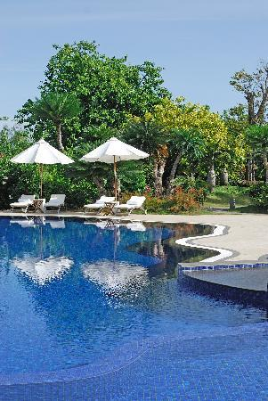 Princess D'An Nam Resort & Spa: Ginger Garden Pool