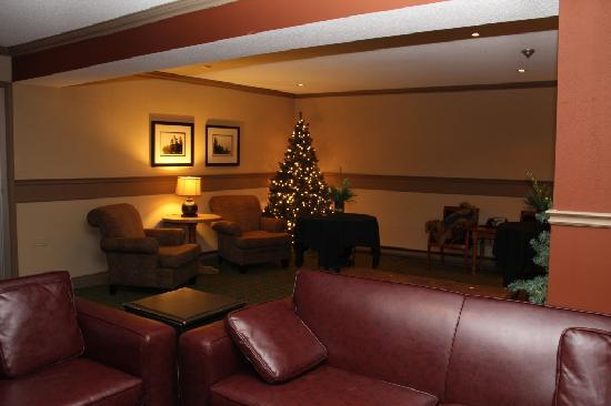 Bayview Wildwood Resort: Lobby Room