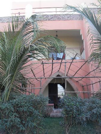 Villa Soudan: les chambres