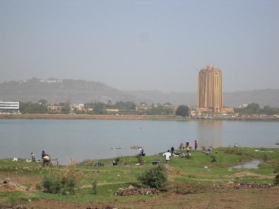 Villa Soudan: belle vue