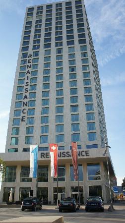 exterior picture of renaissance zurich tower hotel zurich rh tripadvisor ie renaissance zurich tower hotel email address renaissance zurich tower hotel address