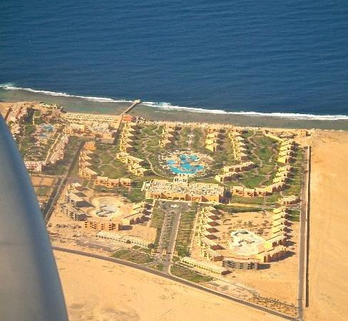 Resta Grand Resort UPDATED Prices Resort AllInclusive - Map of egypt marsa alam