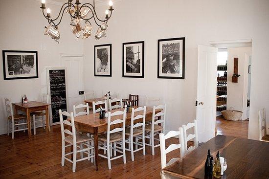 Old Gaol Restaurant : Interior restaurant