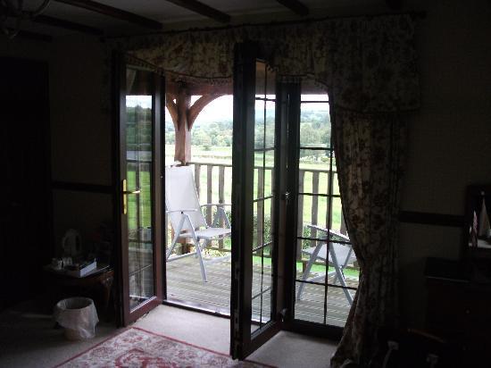 Cysgod y Garn: Aran's balcony