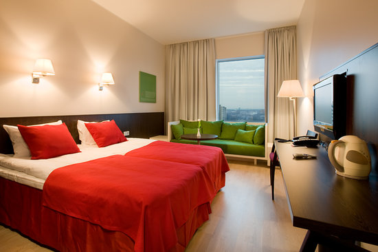 Park Inn by Radisson Meriton Conference & Spa Hotel Tallinn: Family Room