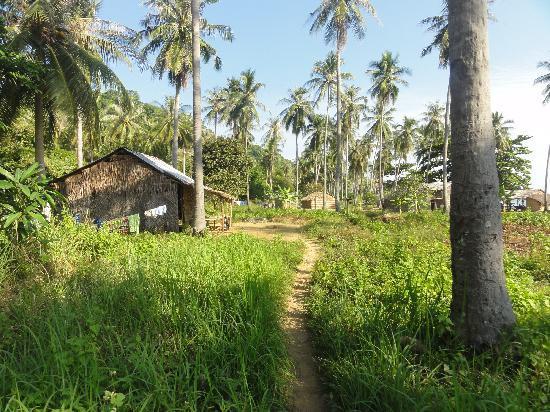 Kep, Cambodia: balade