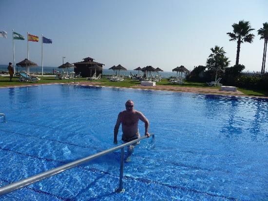 Club Maritimo de Sotogrande: beach/tennis club