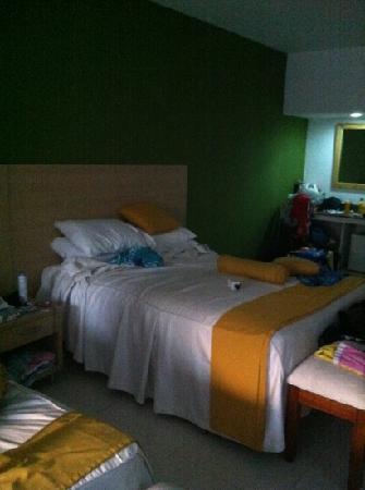 Hotel Beach House Playa Dorada: our room