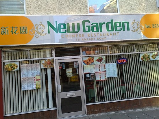 New Garden, Anlaby Road, Hull