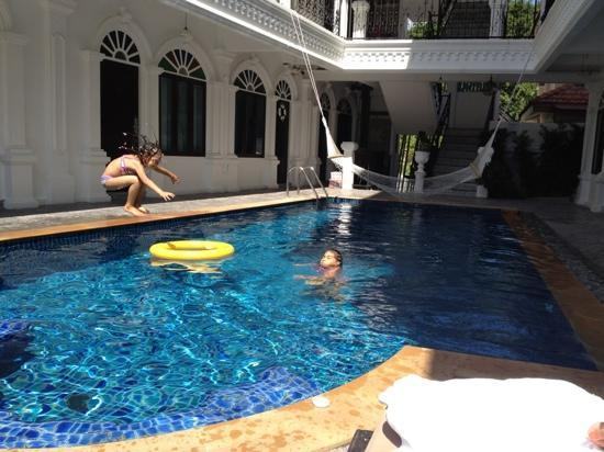 Chicboutique Hotel: the pool