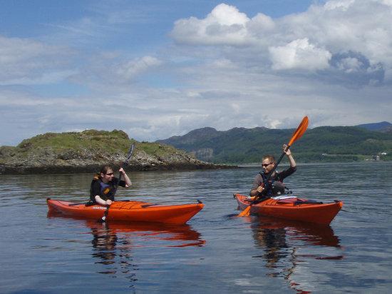 Paddle Lochaber: Sea Kayaking