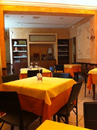 Ristorante Pepolino: I like this place