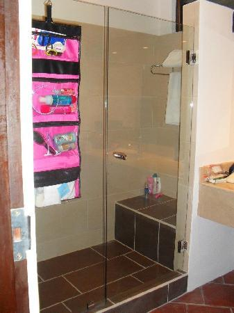 Occidental Grand Papagayo by Barcelo: douche neuve...Super !