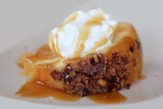 Bistro del Mare: Saban Rum Cake