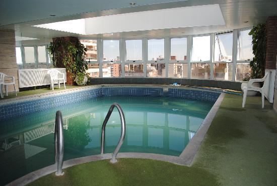 Hotel Plaza del Sol: Indoor Pool