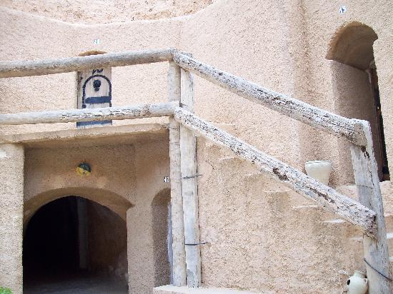 Hotel Marhala: Le patio