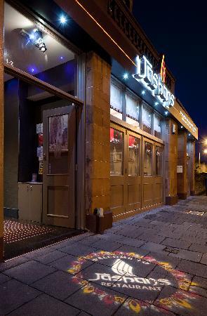 Jashans Restaurant: External View of the restaurant 2