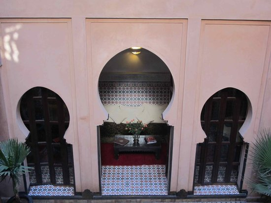 Angsana Riads Collection Morocco Tiwaline: Patio living room