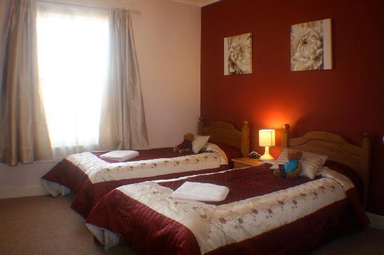 King's Head Inn: Twin Room