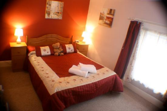 King's Head Inn: Double Room