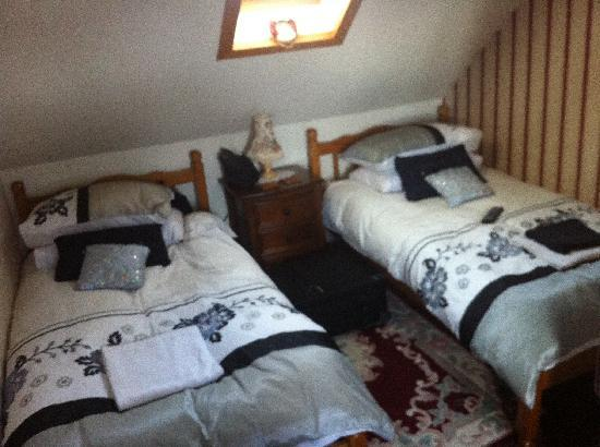 The Moorings: The upper rooms