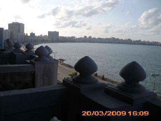 Egypt Hotel: منظر البحر الجميل من الغرف