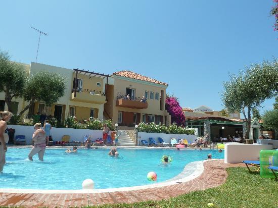 Hotel Stefan Village: Bassenget