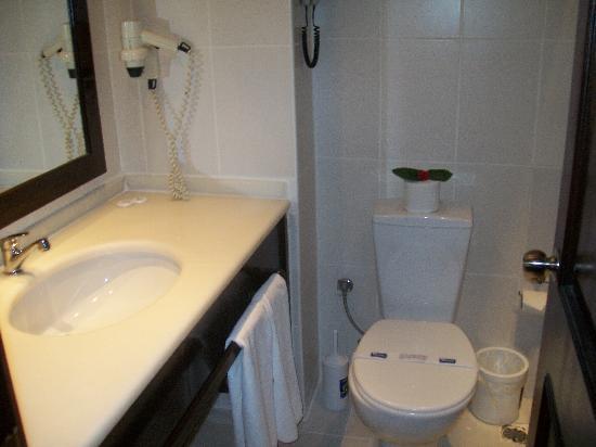 Lara Park Hotel: Temiz Bir banyo
