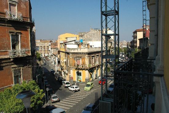 5 Balconi: Vista desde el balcón