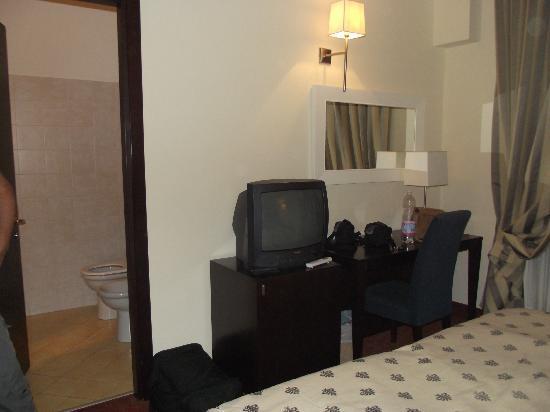 Hotel Airport Firenze: Unser Zimmer