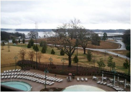 Marriott Shoals Hotel & Spa: our view