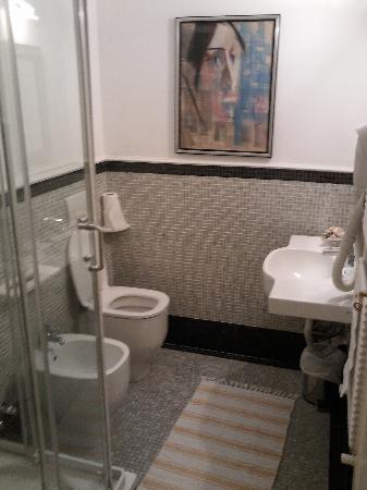 Relais Amore: toilette