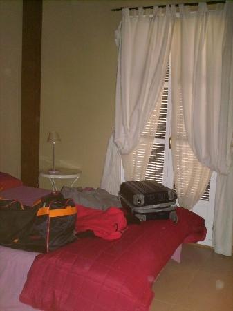Apartamentos Refitoleria: Chambre double