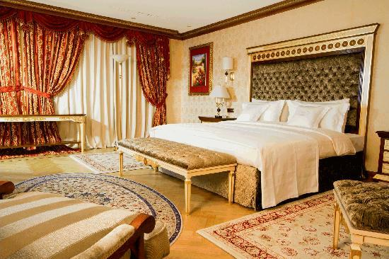 Swiss Diamond Hotel Prishtina: Royal Suite