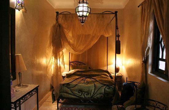 Dar Loula: Bedroom