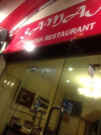 Saman Turkish Restaurant