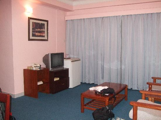 Jubilee Hotel: room
